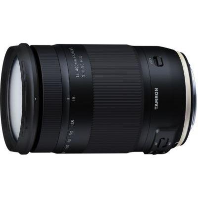 image TAMRON Megazoom - 18-400 mm F/3.5-6.3 Di II VC HLD - Monture Nikon