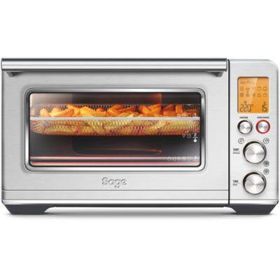 image SAGE SOV860 the Smart Oven Air Fryer, four posable 10 fonctions de cuisson intelligentes dont la friture à l'air chaud, Capacité 22 Litres