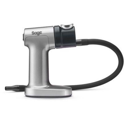 image SAGE BSM600 the Smoking Gun, Pistolet a Fumer avec système de fumée froide, Acier inoxydable brossé