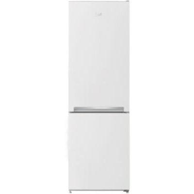 image Beko RCSA270K30WN Réfrigérateur combiné 270 litres classe F ventilé Blanc