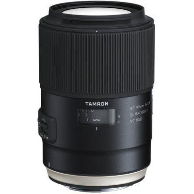 image Objectif Tamron - SP 90mm F/2.8 Di MACRO 1:1 VC USD - Monture Nikon