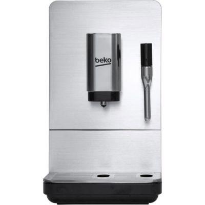 image Beko Ceg5311X Machine à Café Autonome Machine à Expresso 1,5 L - Machines à Café (Autonome, Machine à Expresso, 1,5 L, Café en Grains, Broyeur Intégré, Noir, Acier Inoxydable)