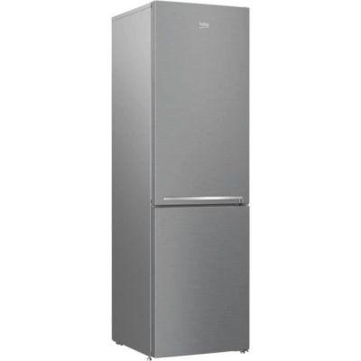 image BEKO - RCSA270K30XBN - Réfrigérateur congélateur bas - 262 L (175+87) - Froid statique - MinFrost - A+ - Métal brossé