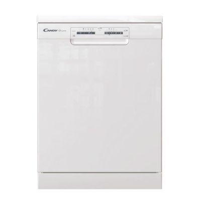 image Lave-vaisselle pose libre connecté CANDY HCF3C7LFW - 13 couverts - Largeur 60 cm Largeur - Classe A+++ - 47 dB - Blanc