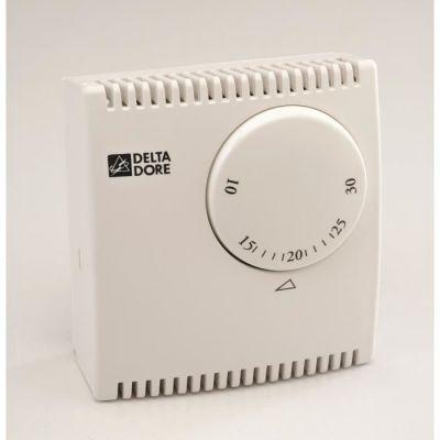 image Delta Dore Thermostat d'ambiance mécanique filaire Tybox 10 pour chauffage - 6053038