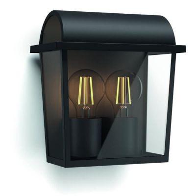 image Philips Luminaire Extérieur Applique Récolte Noir Édition