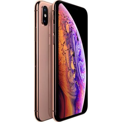 image Apple iPhone XS (512 Go) Or