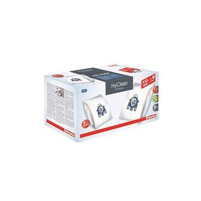 image Miele 10408420 XXL Pack Hyclean 3D FJM Boîte de Sac d'Aspirateur 4 Pièces