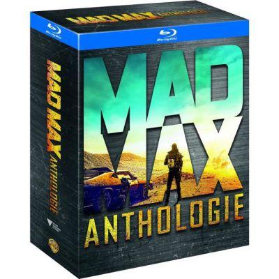 image Mad Max Anthologie - Coffret Blu-Ray [Blu-ray]