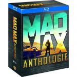 image produit Mad Max Anthologie - Coffret Blu-Ray [Blu-ray] - livrable en France