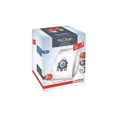 image Sac aspirateur Miele Pack de 8 sacs HyClean 3D GN + 2 filtres AirClean