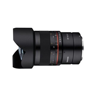 image produit Samyang MF 14 mm F2.8 Z Nikon Z – Objectif Manuel Ultra-Grand Angle pour Hybride Nikon Z - livrable en France