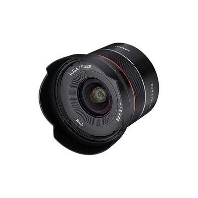 Samyang 18mm F2.8 FE (Tiny But Super Wide) – Objectif Plein Format et Objectif à Distance Fixe APS-C Sony E pour Sony Alpha A9 A7 A6600 A6500 A6400 A6300 A6000 A5100 A5000 Nex
