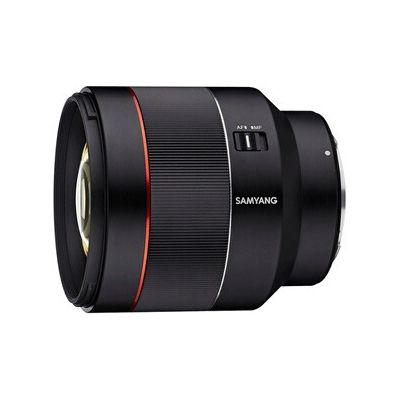 image produit Samyang AF 85 mm F1,4 RF pour Canon R – Objectif portrait léger et compact avec autofocus rapide pour Canon RF Mount à distance fixe pour appareils photo Canon EOS R, EOS RP et EOS Ra DSLM sans miroir