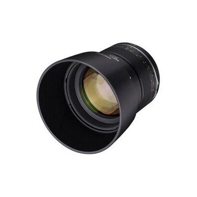 image Objectif à Focale fixe Samyang MF 85mm F/1.4 MK2 pour Canon EF-M