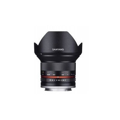 image produit Samyang Objectif pour Sony E 12 mm F2 NCS CS Noir - livrable en France