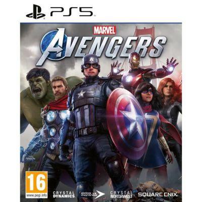image Jeu Marvel's Avengers sur Playstation 5 (PS5)