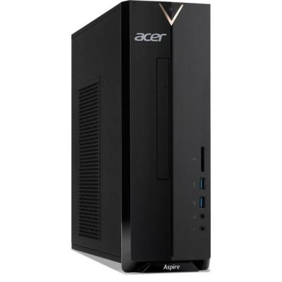 image Unité centrale - ACER Aspire XC-340 - AMD AthlonTM Silver 3050U - RAM 4 Go - Stockage 1 To HDD - Windows 10 Famille