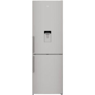 image BEKO - CRCSA295K31DSN - Réfrigérateur congélateur bas -  295 L (205+90) - Froid brassé - MinFrost - A+ - Gris acier