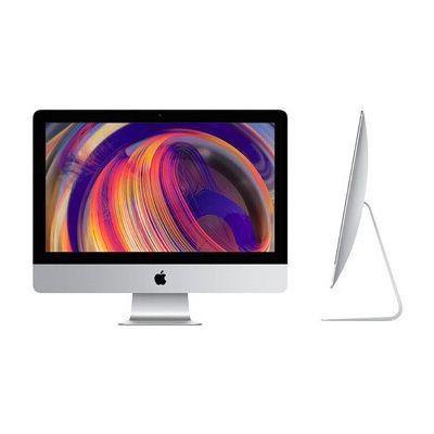 """image iMac Apple iMac 21,5"""" Ecran Retina 4K Intel Core i5 3 Ghz 8 Go RAM 1 To Fusion Drive Argent iMac Sur-Mesure Nouveau"""