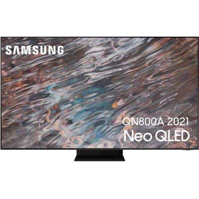 image TV QLED Samsung Neo Qled 85 pouces QE85QN800A 8K (2021)