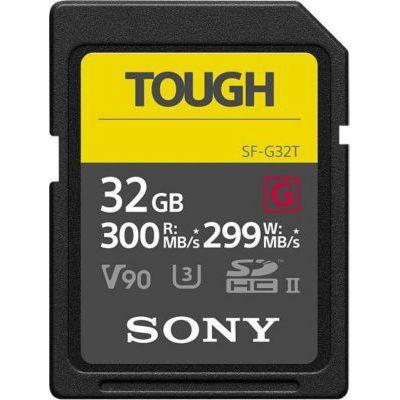image Carte SD Sony G TOUGH 32Go (UHS-II  series CL10 U3)