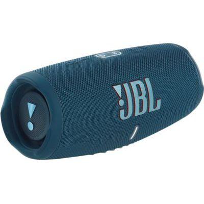 image JBL Charge 5 – Enceinte portable Bluetooth avec chargeur intégré – Son puissant et basses profondes – Autonomie de 20 hrs – Etanche à l'eau et à la poussière – Bleu