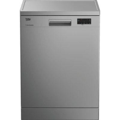 image Lave-vaisselle pose libre BEKO LAP65S2 - 15 couverts - Moteur ProSmart Inverter - Largeur 59,8 cm - 45 dB - Silver
