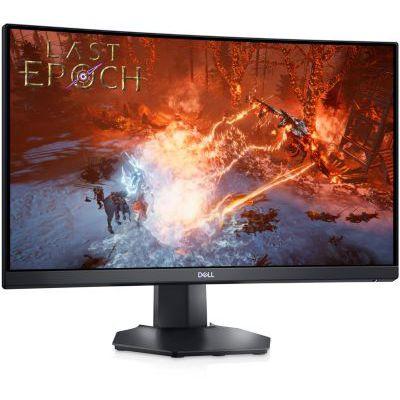"image Dell S2422HG Ecran PC Gaming Incurvé Dell 24"" Full HD, LED, AMD FreeSync Premium, 165 Hz, 4ms, Black"