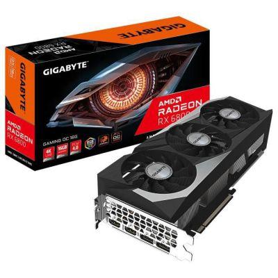 image Gigabyte Radeon RX 6800 Gaming OC Carte Graphique 16 Go