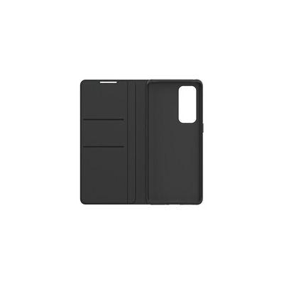 image Coque smartphone Oppo folio noir pour Oppo Find X3 Neo
