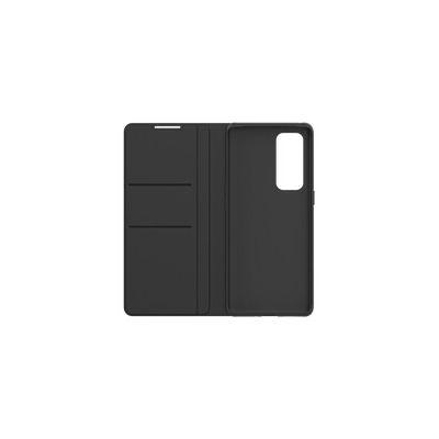 image Coque smartphone Oppo folio noir pour Oppo Find X3 Pro