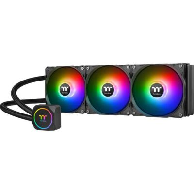 image Thermaltake TH360 ARGB Sync Eau et gaz réfrigérants