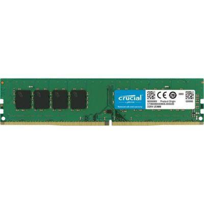 image Crucial RAM CT4G4DFS6266 4Go DDR4 2666 MHz CL19 Mémoire de bureau