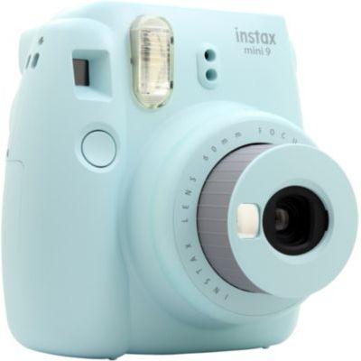 image Fujifilm - Instax Mini 9 - Bleu Glace - Appareil Seul + 1x10 Films