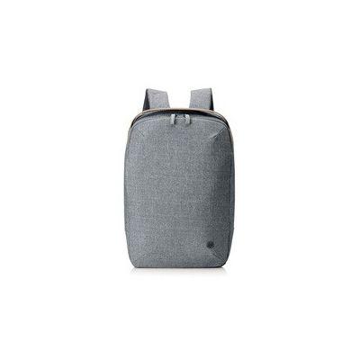 """image HP RENEW Sac à Dos pour Ordinateur Portable jusqu'à 15,6"""" (Résistant à l'Eau, 29,5 x 10 x 43,5 cm) - Gris"""