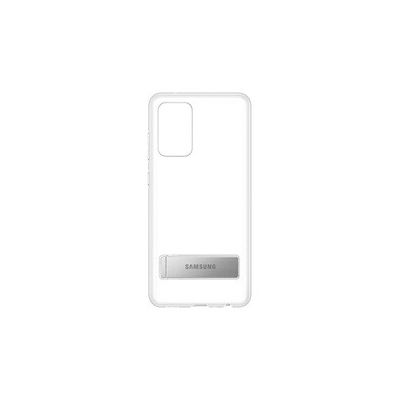 image Clear Standing Cover Galaxy A72 Transparent