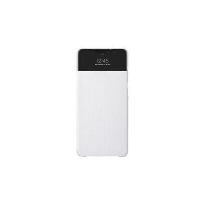 image Etui Smart S View Galaxy A72 Blanc