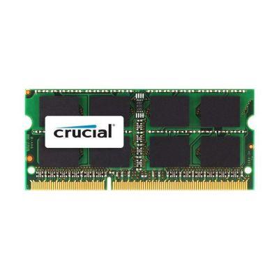 image Crucial CT8G3S1339M 8Go (DDR3L, 1333 MT/s, PC3-10600, CL9, SODIMM, 204-Pin, 1.35V/1.5V) Mémoire pour Mac