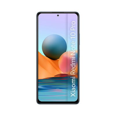 image Smartphone Xiaomi Redmi Note 10 Pro 6 Go / 128 Go - Bleu