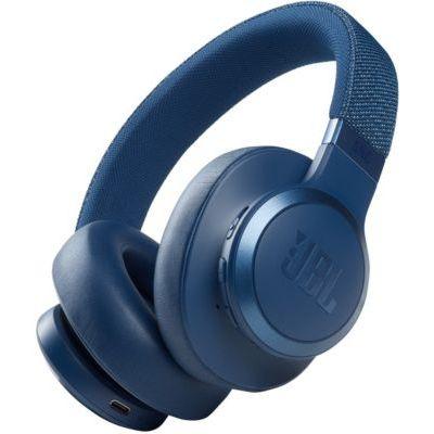 image JBL Live 660NC – Casque audio supra-auriculaire sans fil – Écouteurs Bluetooth avec réduction de bruit et commande pour appels – Autonomie jusqu'à 50 heures – Bleu