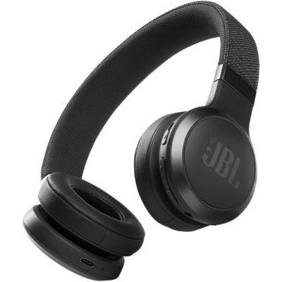 image JBL Live 460NC – Casque audio supra-auriculaire sans fil – Écouteurs Bluetooth avec réduction de bruit et commande pour appels – Autonomie jusqu'à 50 heures – Noir