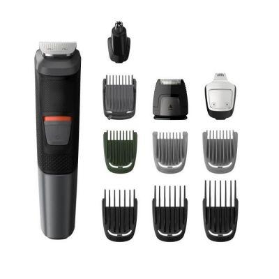 image Philips MULTIGROOM Series 5000 11-en-1 Visage, Cheveux et Corps, 11 outils