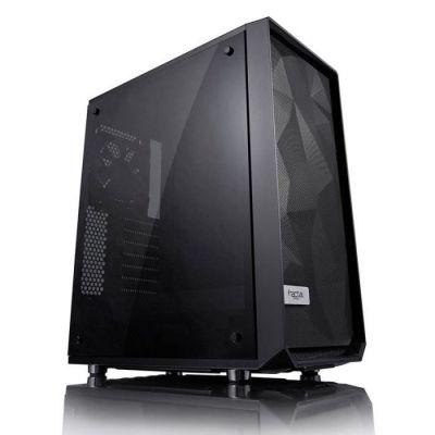 image Fractal Design Meshify C Midi Tower Noir