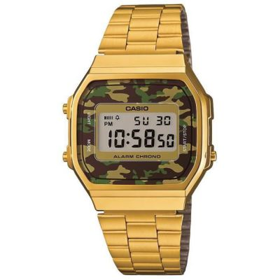 image Casio Montres bracelet A168WEGC-3EF