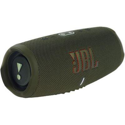 image JBL Charge 5 – Enceinte portable Bluetooth avec chargeur intégré – Son puissant et basses profondes – Autonomie de 20 hrs – Etanche à l'eau et à la poussière – Vert