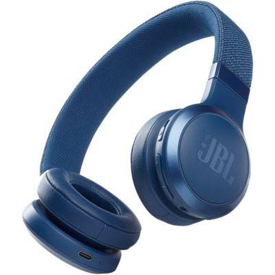 image JBL Live 460NC – Casque audio supra-auriculaire sans fil – Écouteurs Bluetooth avec réduction de bruit et commande pour appels – Autonomie jusqu'à 50 heures – Bleu