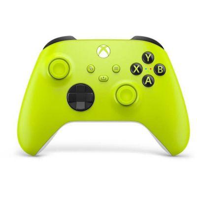 image Manette Xbox Jaune Sans Fil - Electric Volt