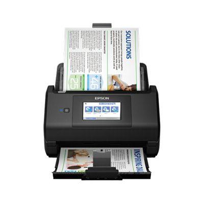 image Epson Workforce ES-580W, Scanner sans Fil avec Alimentation Automatique