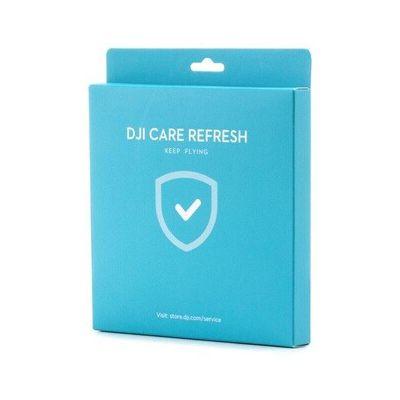image DJI FPV - Care Refresh (1 an), garantie pour DJI FPV, jusqu'à deux remplacements dans les 12 mois, assistance rapide, couverture des accidents et des dégâts des eaux, à activer dans les 48 heures